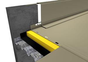 钢结构保温材料与隔气材料的搭接