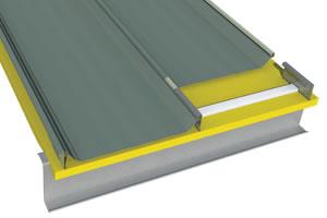 钢结构保温棉安装设计