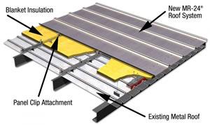 防止钢结构厂房揭露措施图解