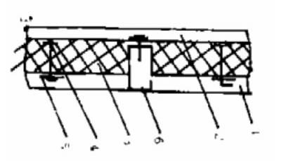 挂钢结构保温棉法