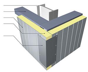 钢结构保温棉保温系统
